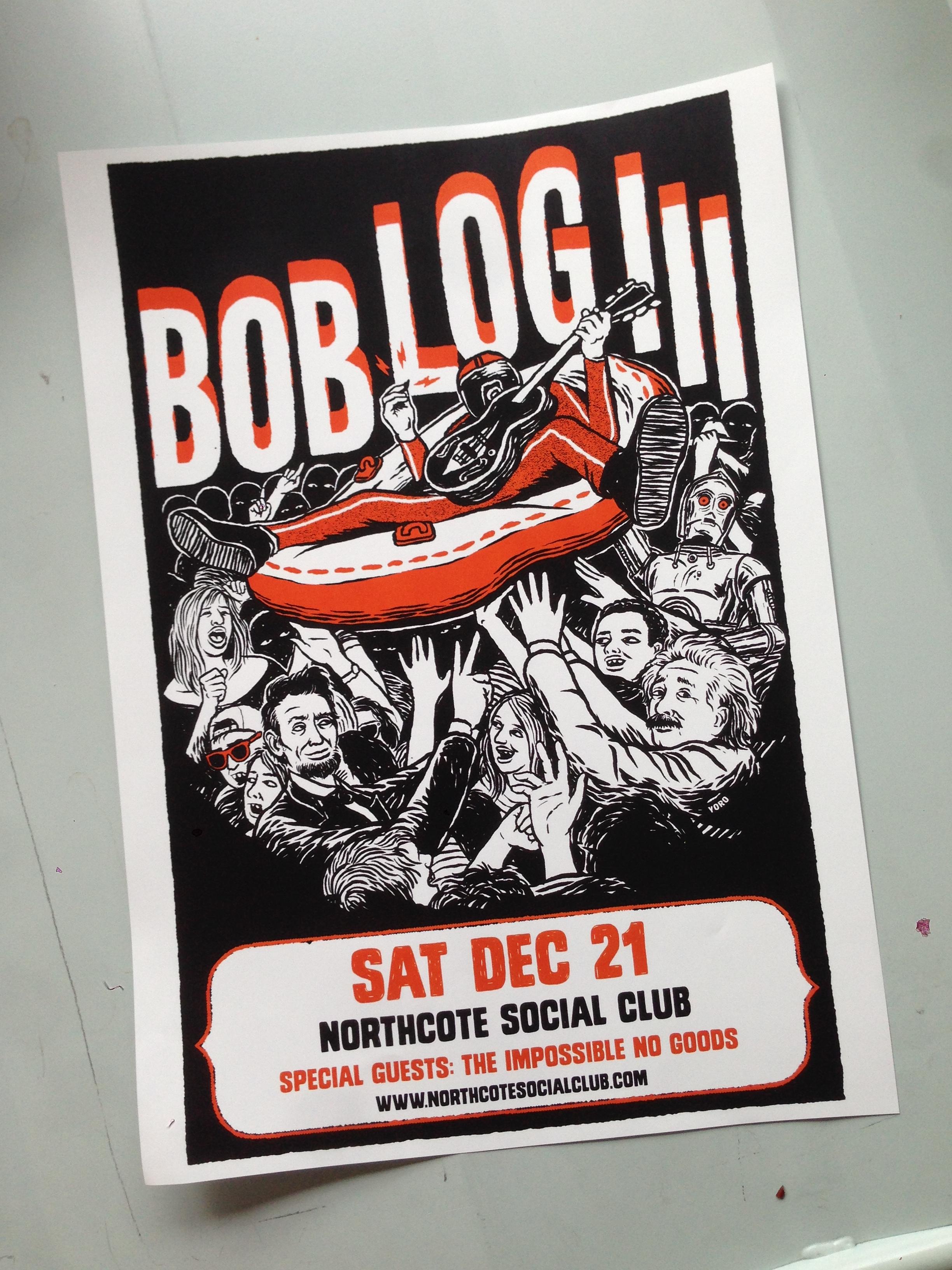 Bob Log A3