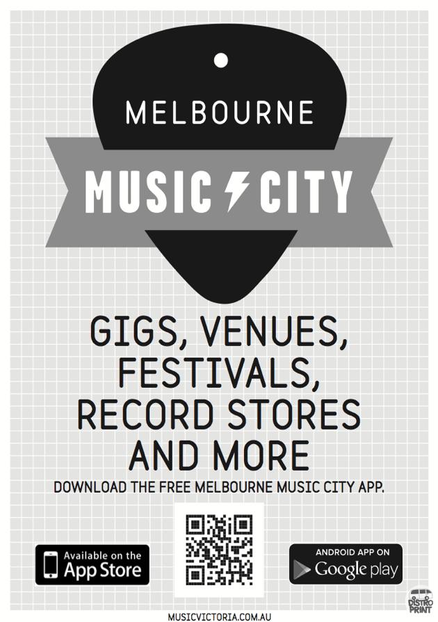 Melbourne Music City