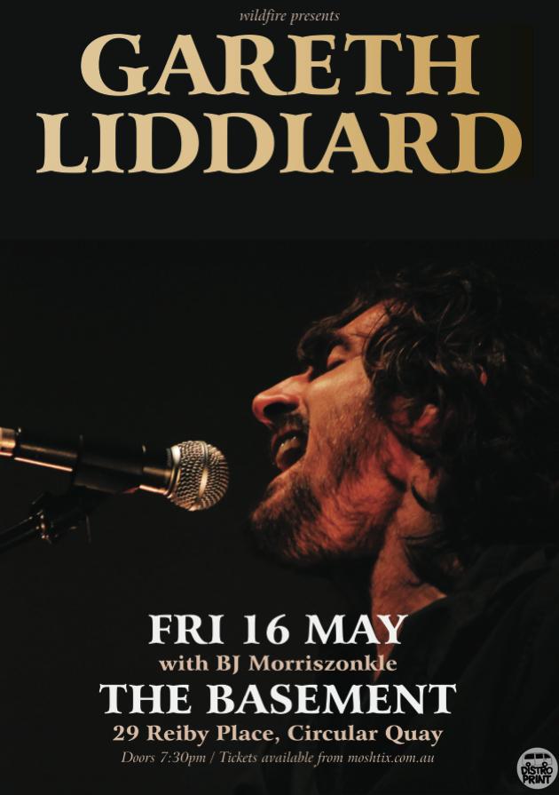 Gareth Liddiard