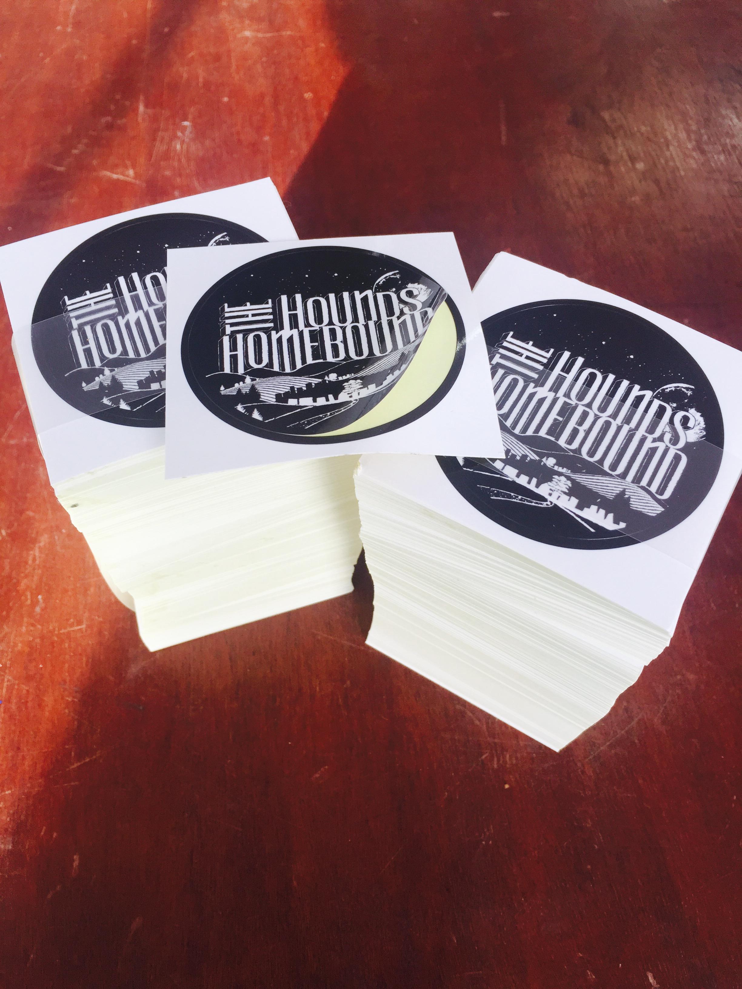 1000 Stickers $149