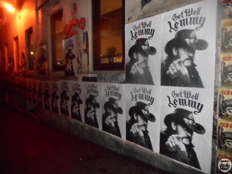 Get Well Lemmy!~