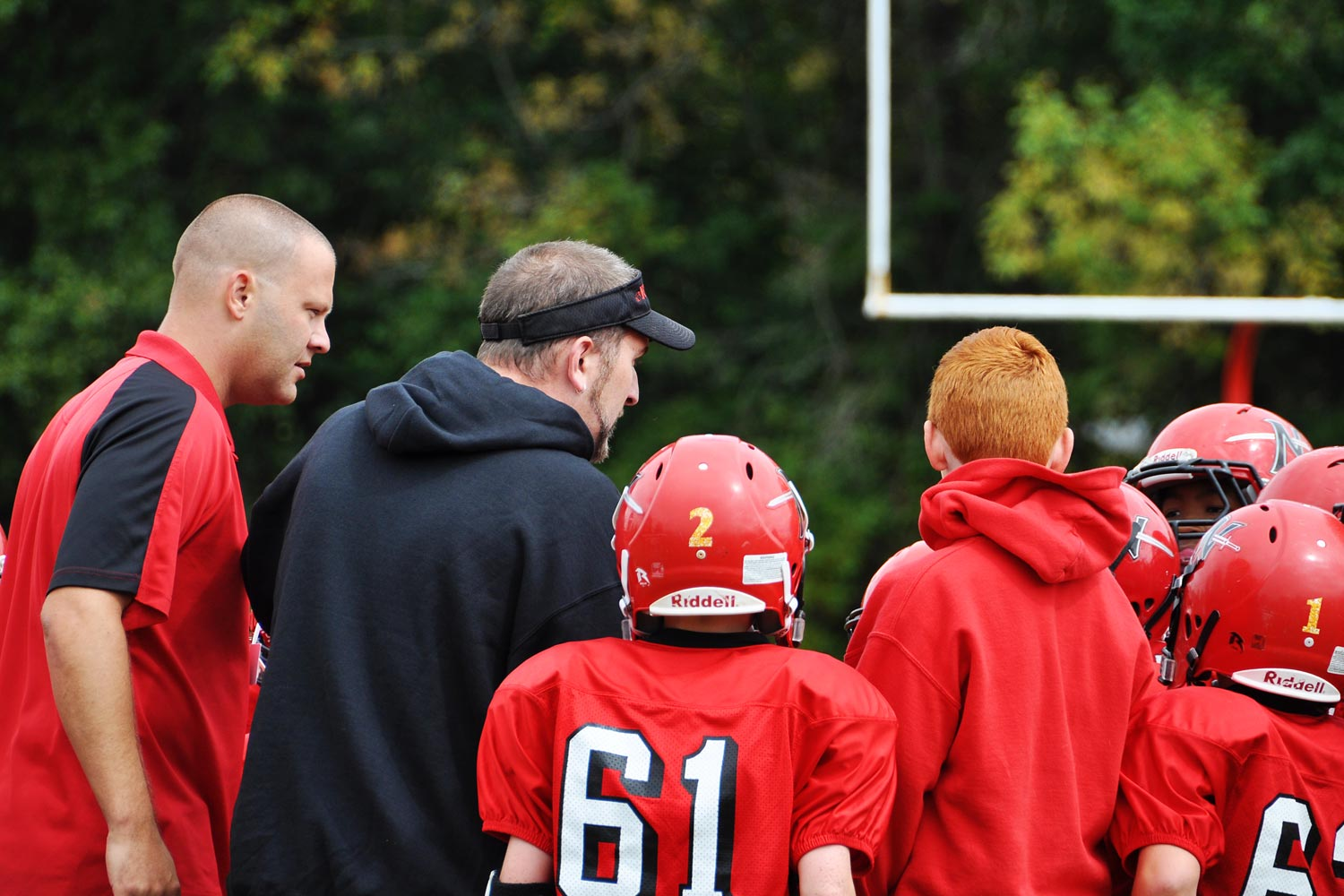 Coaches for Norchester Red Knights 100 lb Football Team
