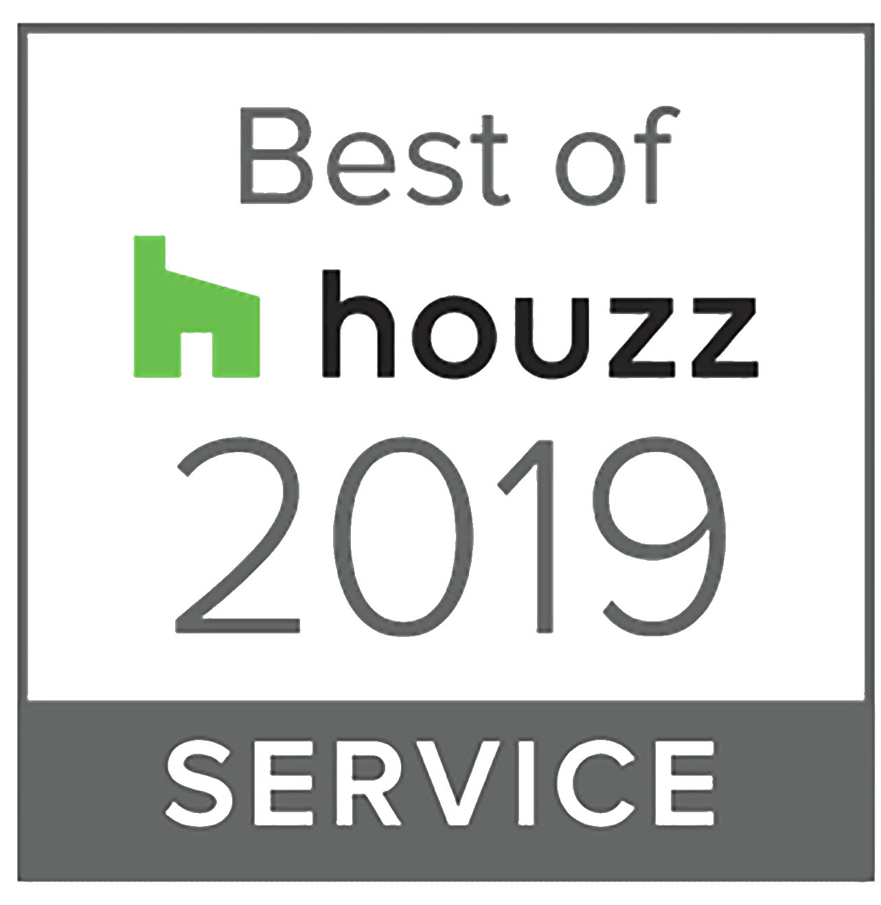 Best of Houzz Service Award
