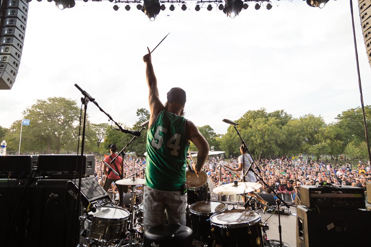 Pepper//Riot Fest Chicago