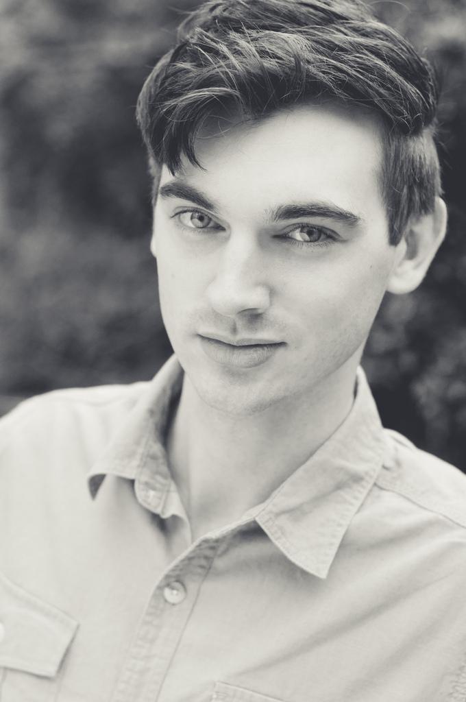 travis grant, actor