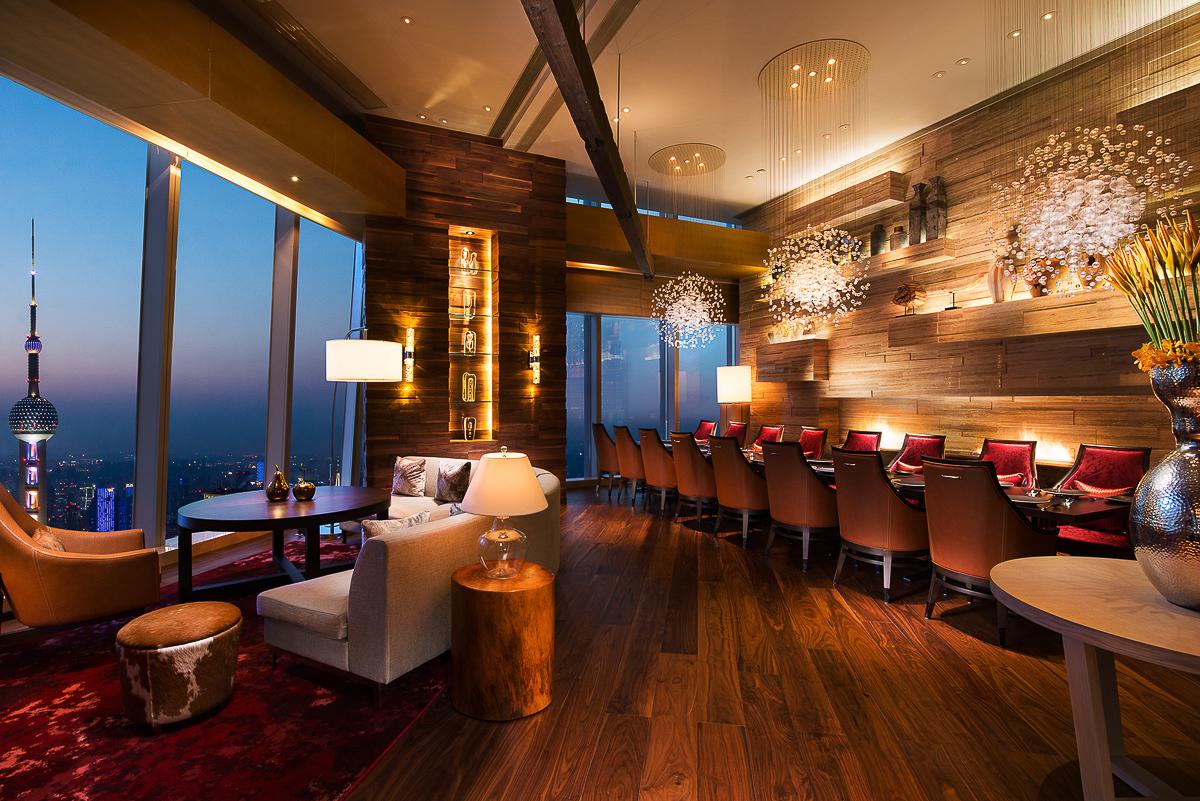 Ritz-Carlton Shanghai Pudong Scena VIP | 上海浦东丽思卡尔顿酒店