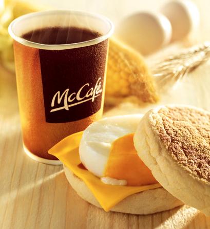 McDonald's McMuffin 麦当劳麦满分