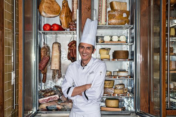 Franco Brodini,Executive Chef