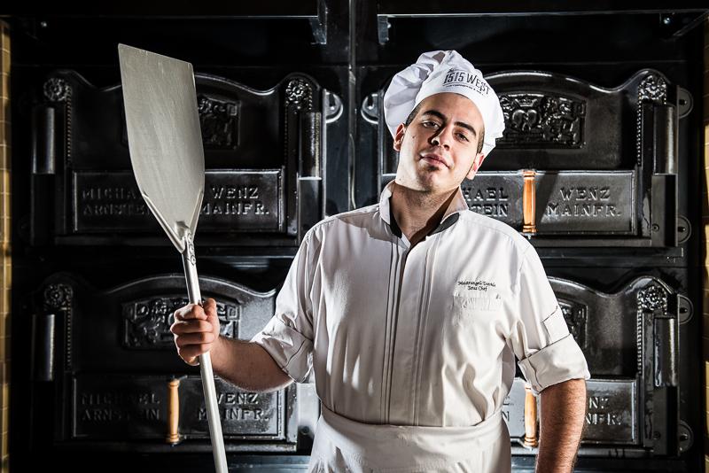 Mastrangeli Davide, Sous Chef/Baker