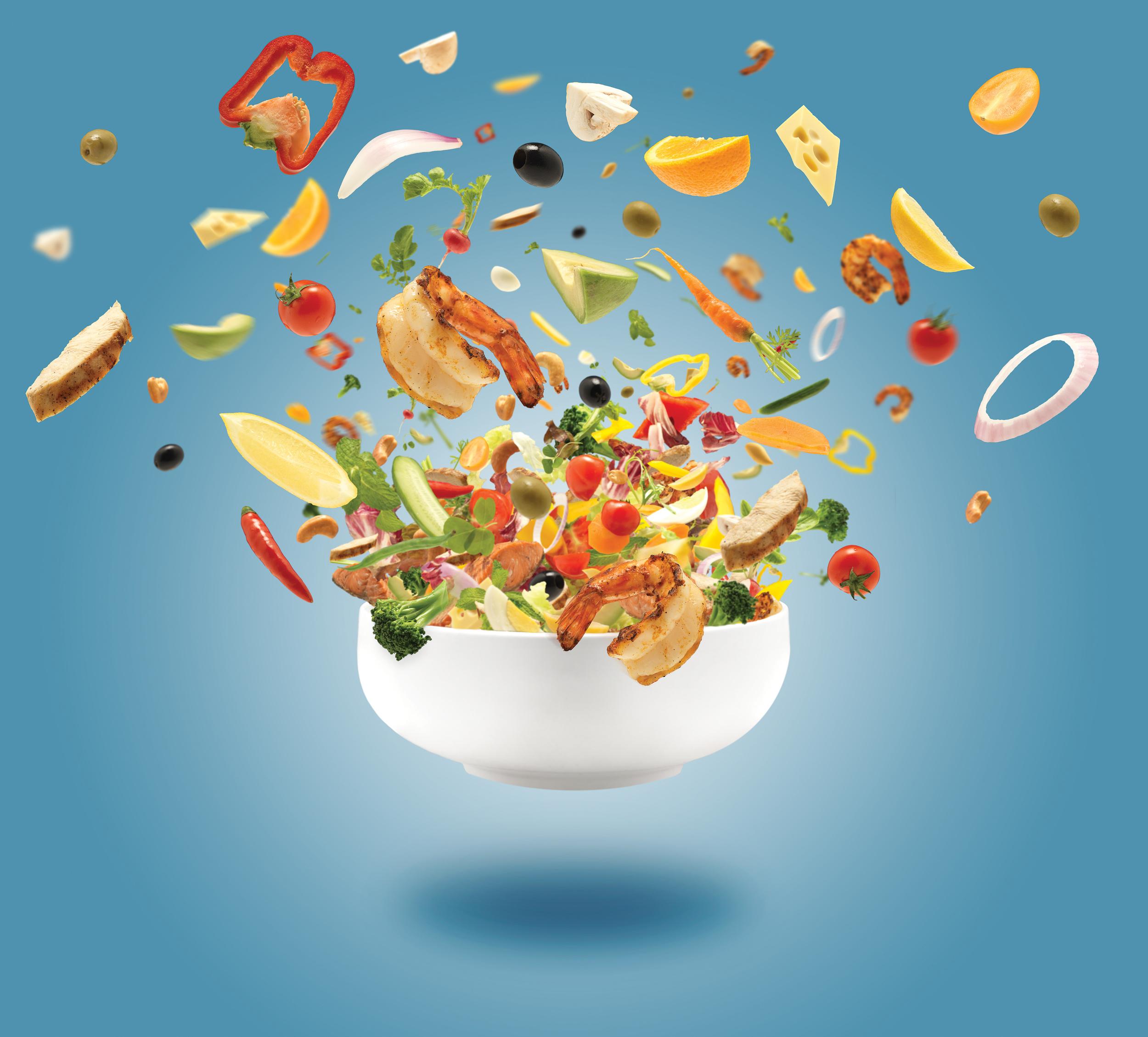 Energy Fresh Salad 健康沙拉