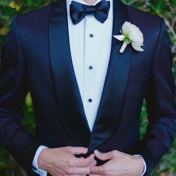 Groom's Wedding Style