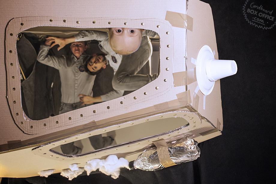 Apollo 13 © cardboard box office