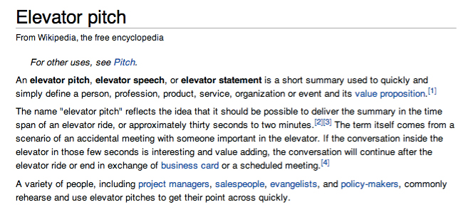 Elevator Pitch- wikipedia definition-2.jpg