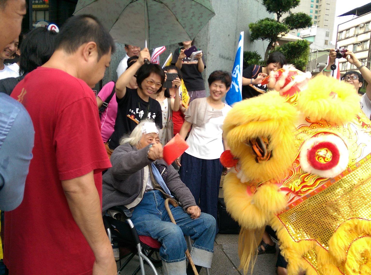 Photo courtesy of:曾惠蘭