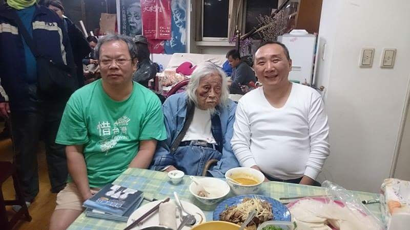Photo courtesy of   吳欣怡