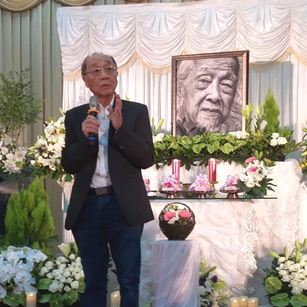 Dr. Lai Chi-Wan (Photo courtesy of:   林啟生  )