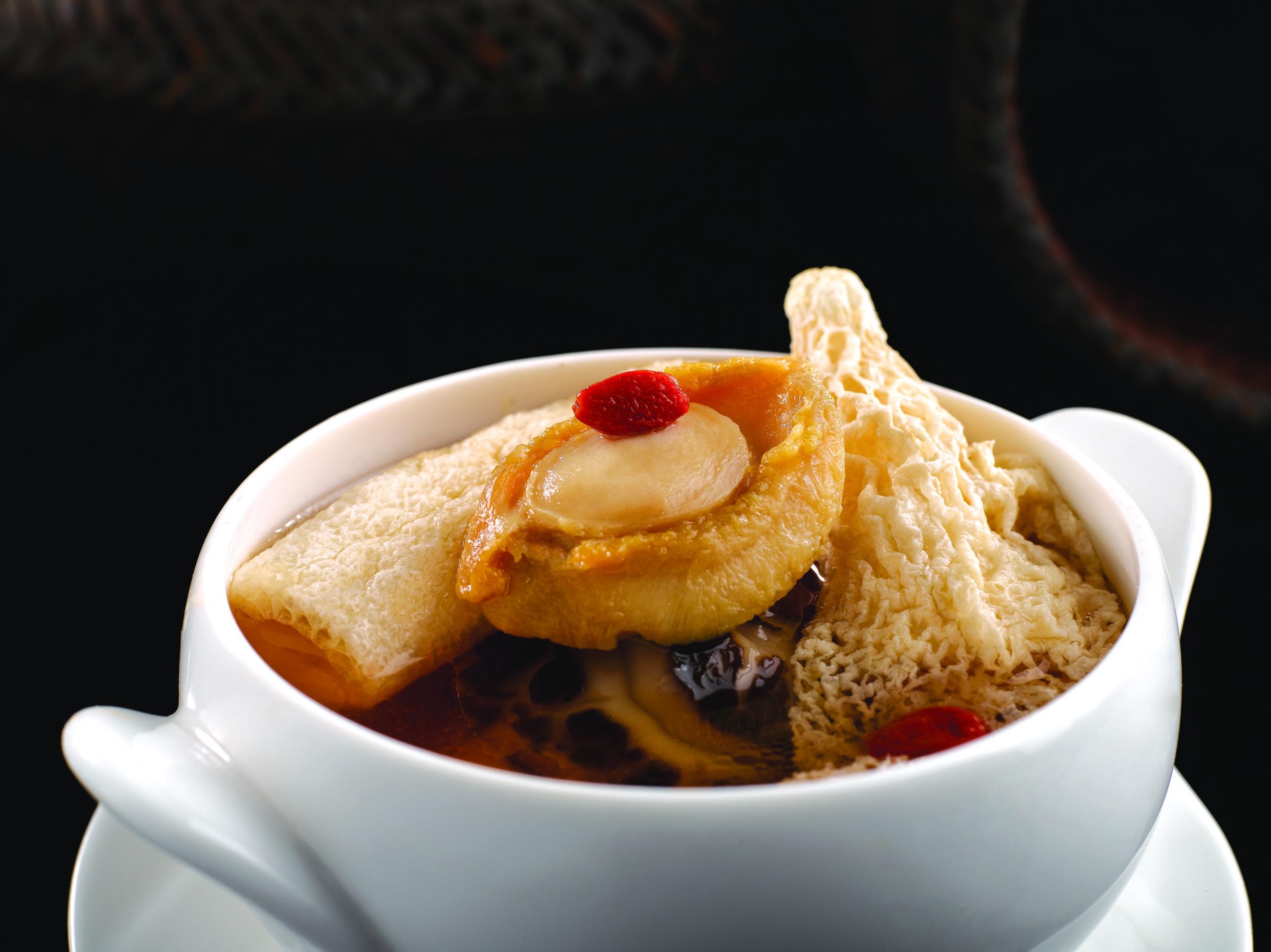 Abalone, Flower Mushroom and Bamboo Pith Soup - Copy.jpg