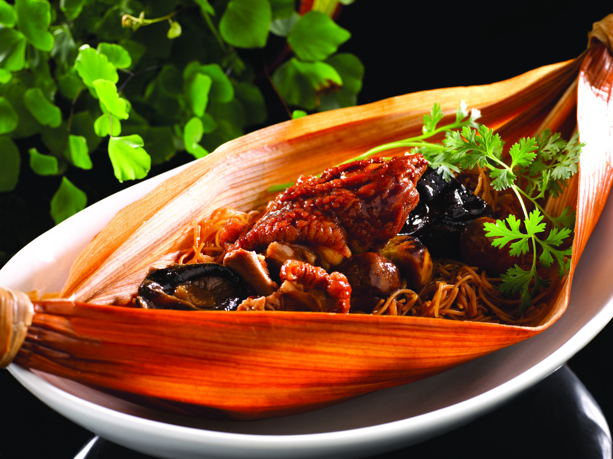 Braised Pork Knuckles with  Duo Rice Vermicelli.jpg