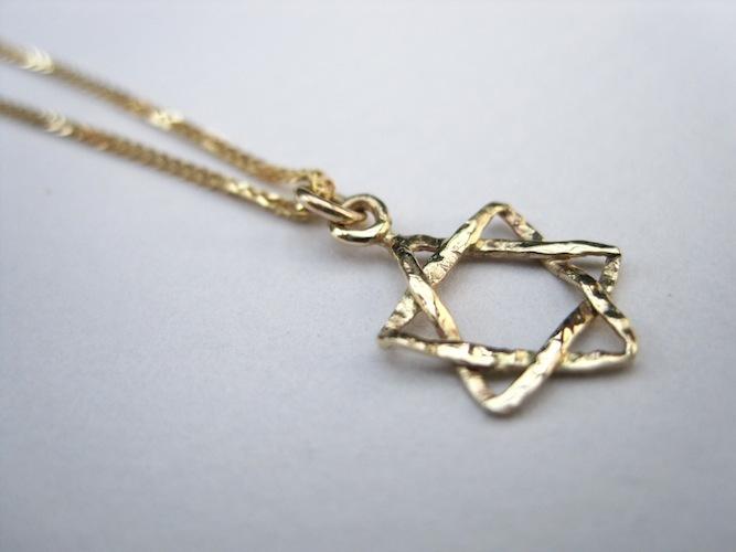 Little Star of David