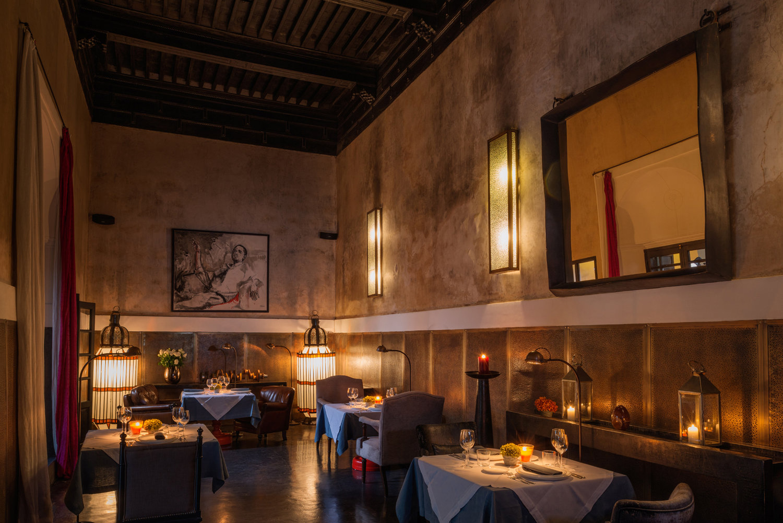 La Table Du Riad Luxury Boutique Hotel In Marrakech 72 Riad Living