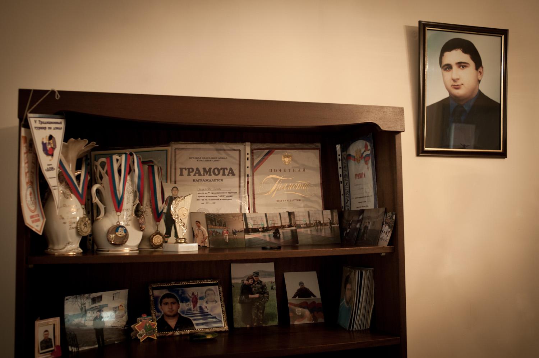 The Ohanjanyan family home.