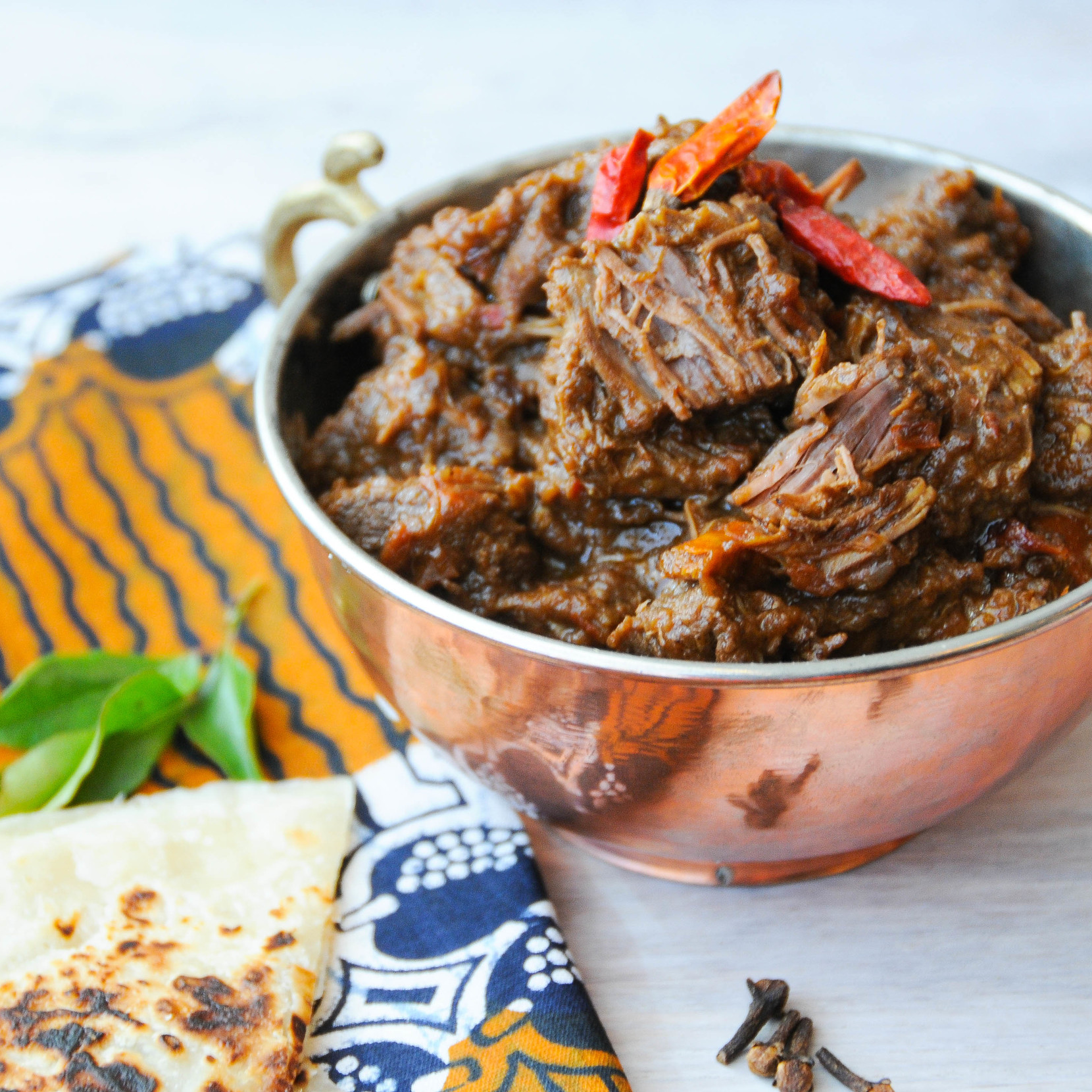 Slow Cooked Spice Beef Curry