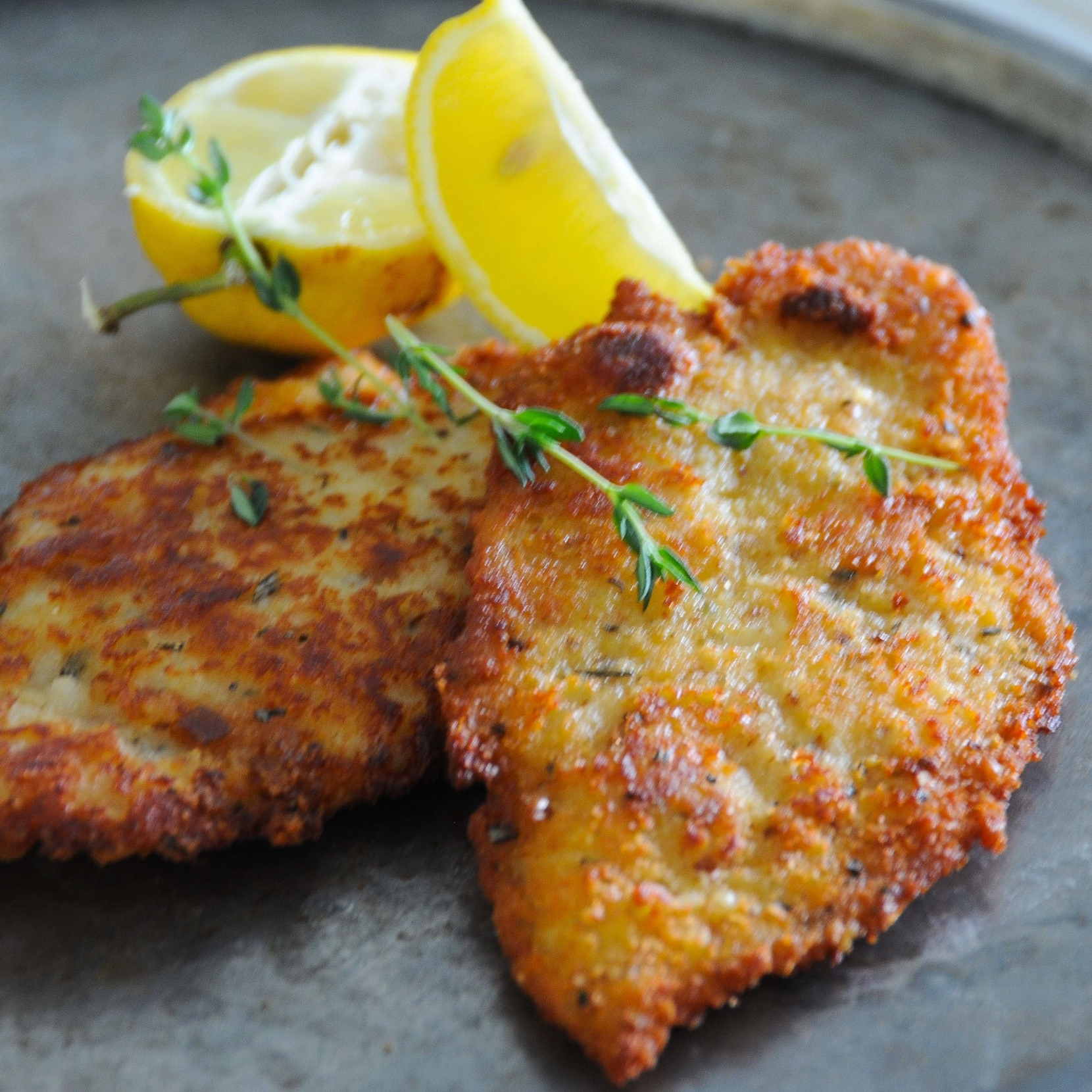 Chicken Cotoletta