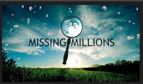 Missing Millions - ITV1