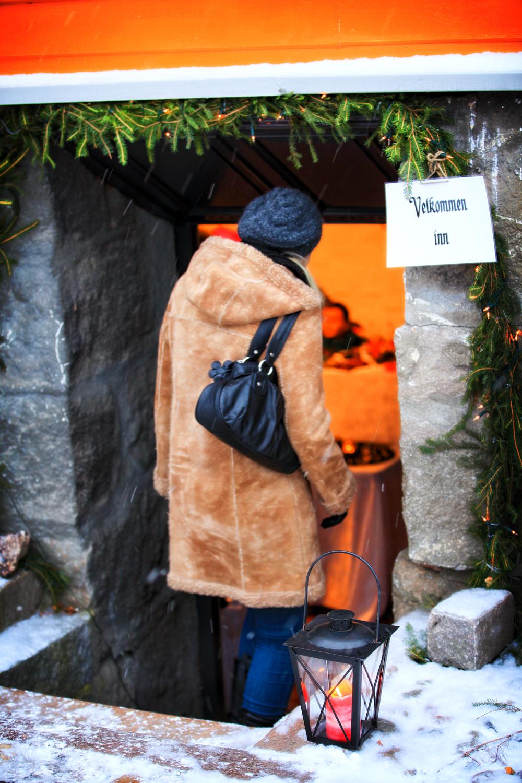 Julegateåpning gamlebyen fredrikstad