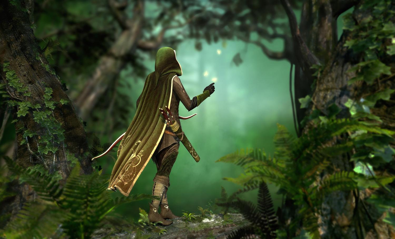 Robin Hood Blå Grotte