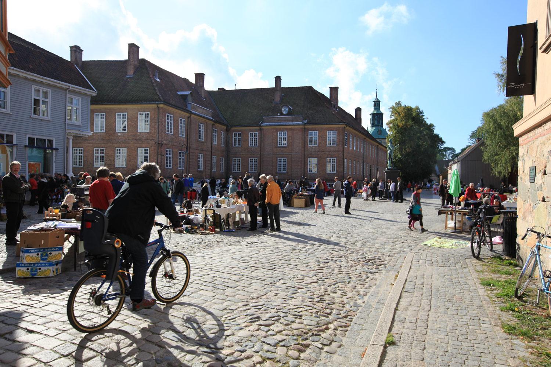 Infanterikasernen Gamlebyen Fredrikstad
