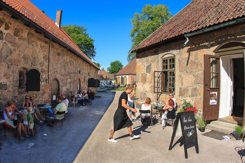 Cafe Magneta Gamlebyen i Fredrikstad