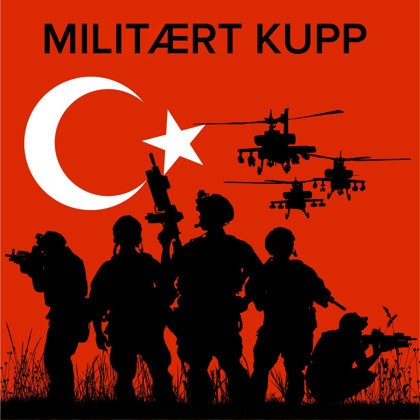 BRENNAKTUELT. Tyrkia har vært gjennom et svært urolig år 2016. Verden skvatt til i sommer da mange innen militæret i Tyrkia prøvde seg på maktovertagelse av staten med et militært kupp.