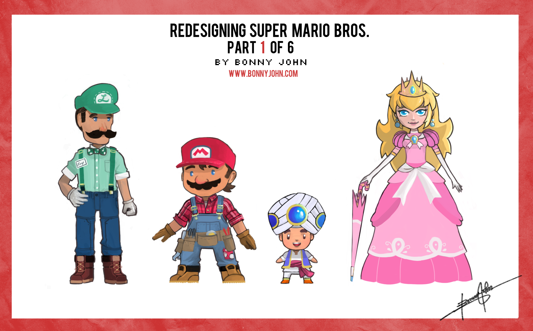 Redesigning Super Mario Part 1 by Bonny John.png