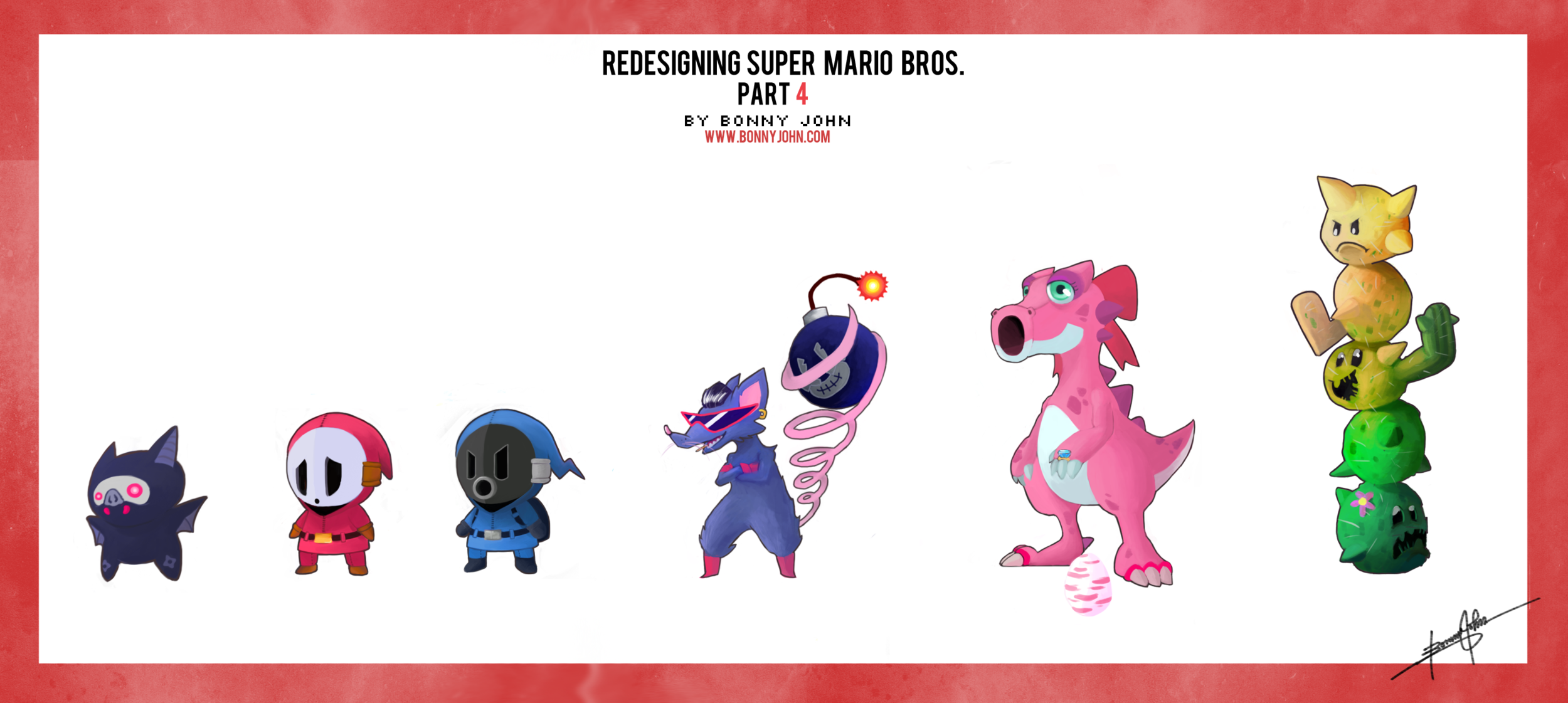 Redesigning Super Mario Part 4 by Bonny John.png