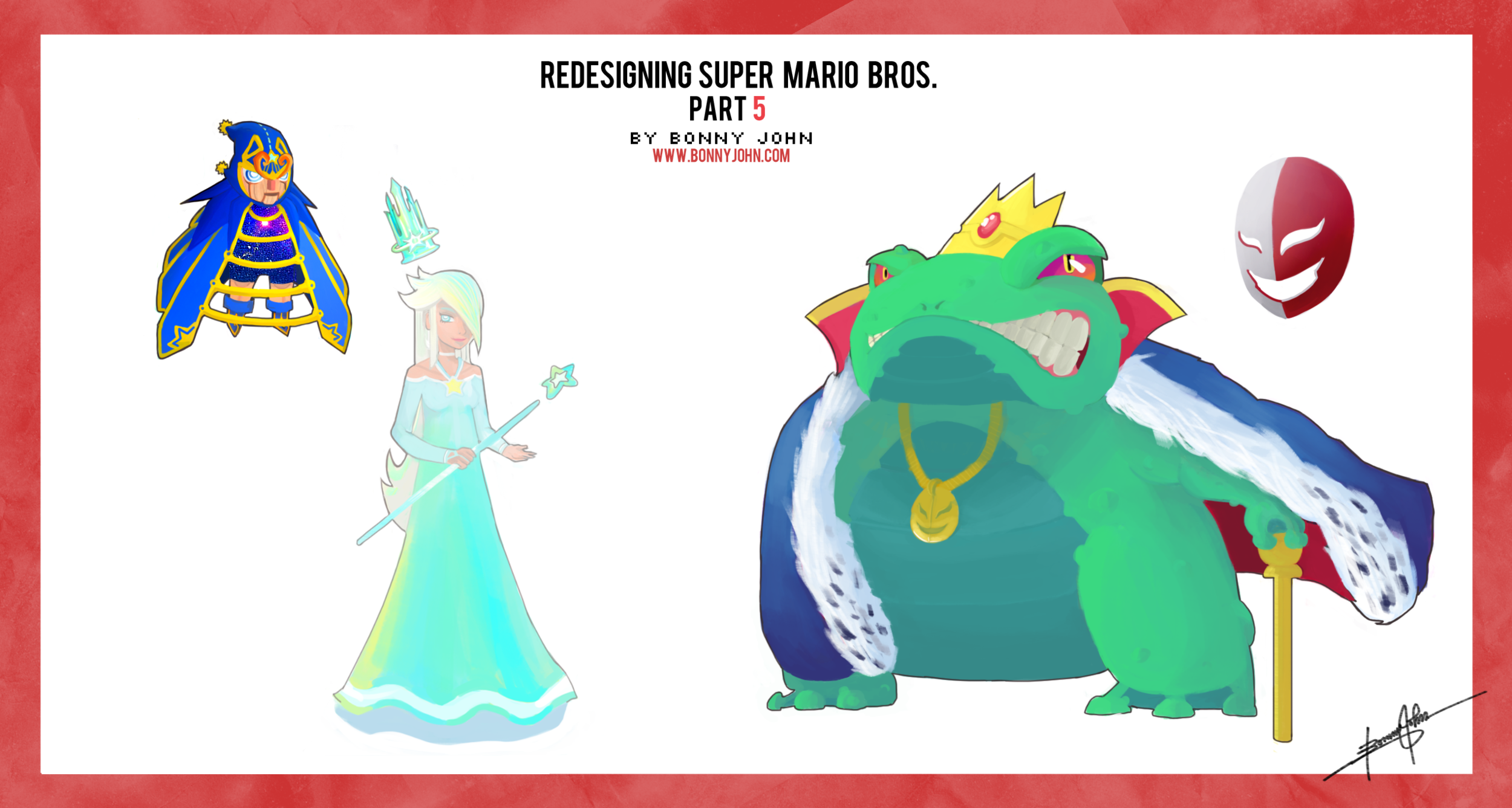 Redesigning Super Mario Part 5 by Bonny John.png