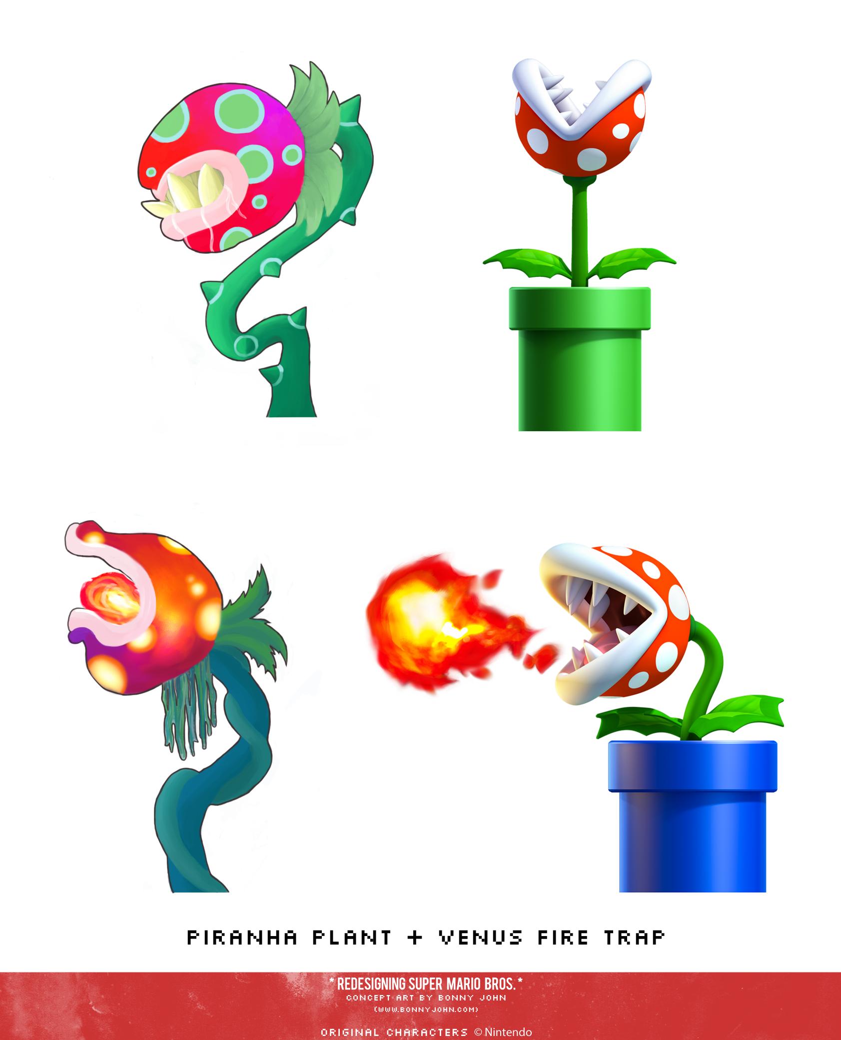 Piranha and Venus Fire Trap Redesign Comparison.png