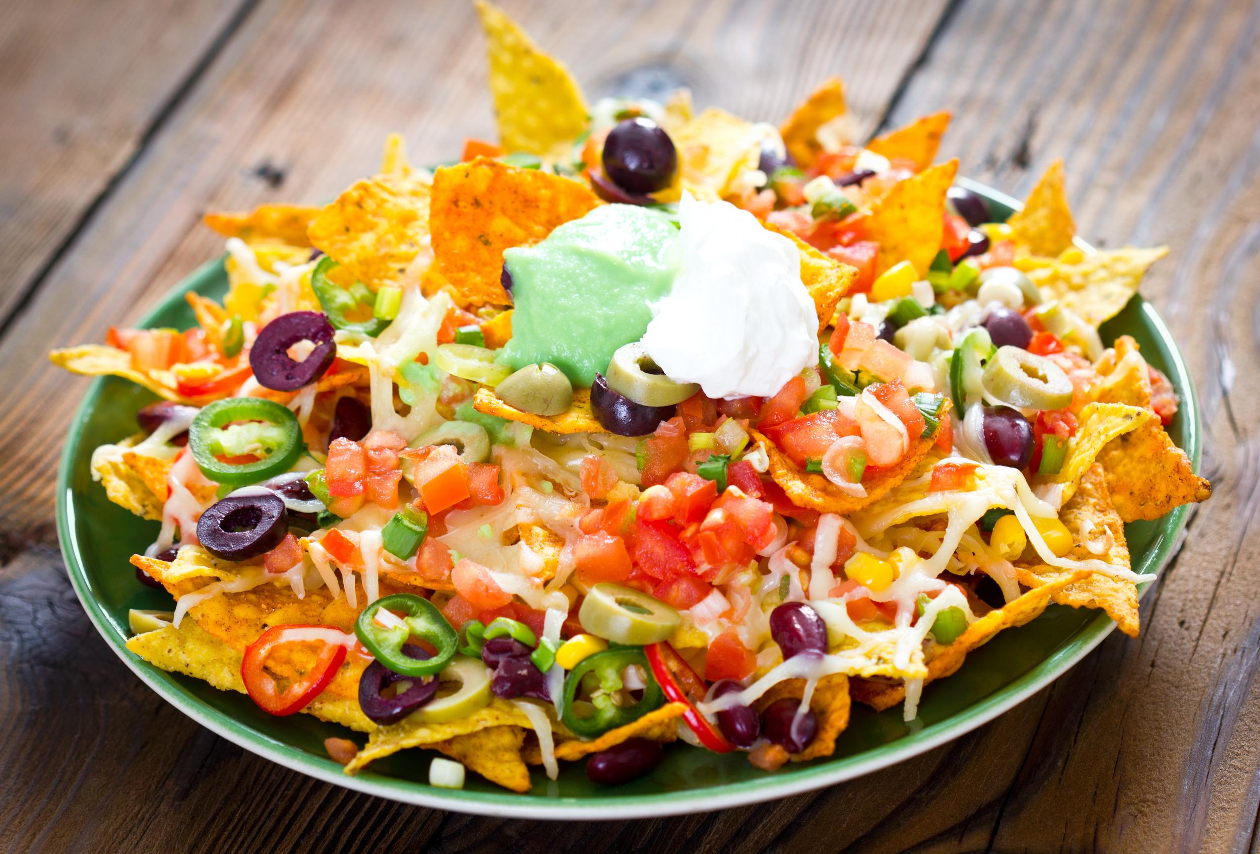 mmmm... tasty nachos...