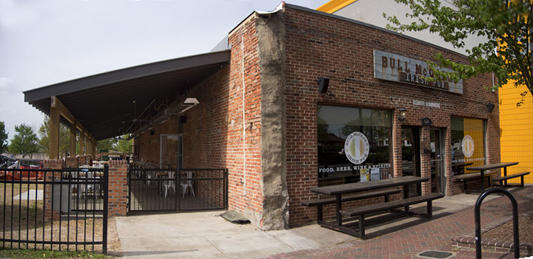 BULL McCABE'S - 427 W Main St, Durham, NC 27701Located in the heart of downtown Durham, this has been the home of the Triangle Gooners since 2012 and is open for every Arsenal match.