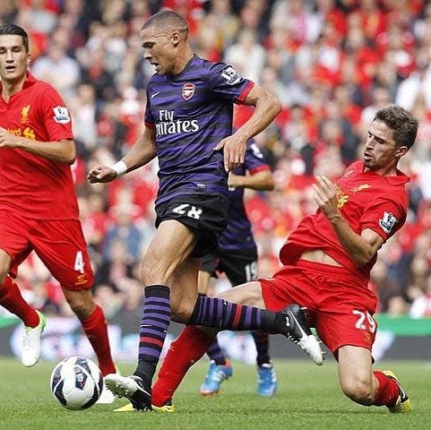Do we have to remind you that it is Liverpool v Arsenal on Saturday? Or that it is a tasty lunchtime kickoff? Probably not. But here we go anyway: Liverpool v Arsenal, Saturday, 12:30 PM. See you at @bullmccabesdnc, Gooners! Don't forget to give yourself extra parking time as Chapel Hill St. will be closed.