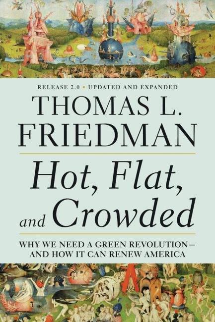 Sorry, Mr. Friedman, but I quit after the first chapter. Yeah, yeah, I understand. I'll make changes. But I'd just already read a lot of stuff on the subject, and it was the SAME THING.