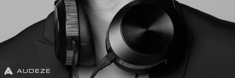 Audeze   Reference-Level Planar Magnetic Headphones