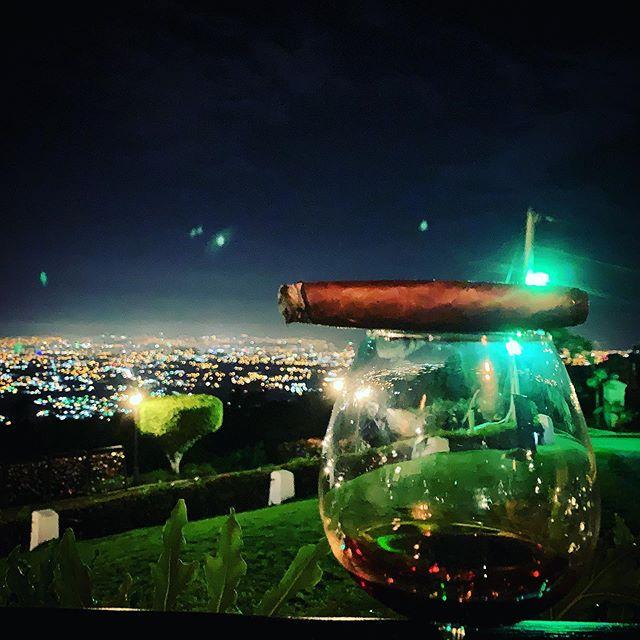 Hard to beat smoking here. #enjoytheburn #jointhecabal #cabalcigars #craftnotcrap #cigars #campdavidranch @kbfcigars
