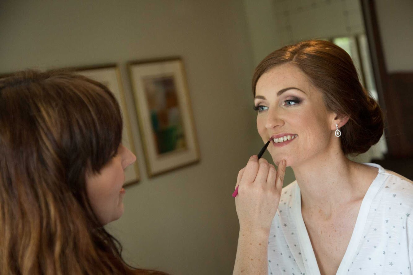 About Louise Wedding Makeup Artist Glasgow Hamill