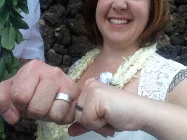 Marriage powers activate!