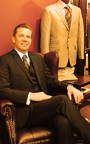 Custom Tailored Suits For Men