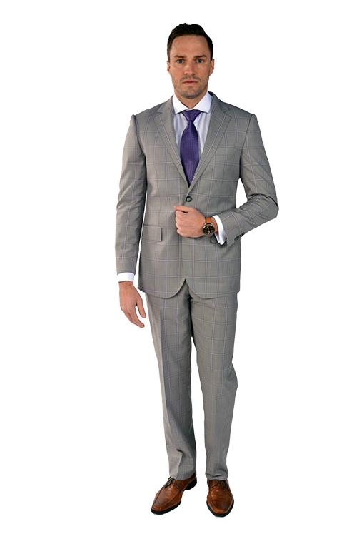 Bresciani Grey Window SuitB-18P9$795.00 USD.png