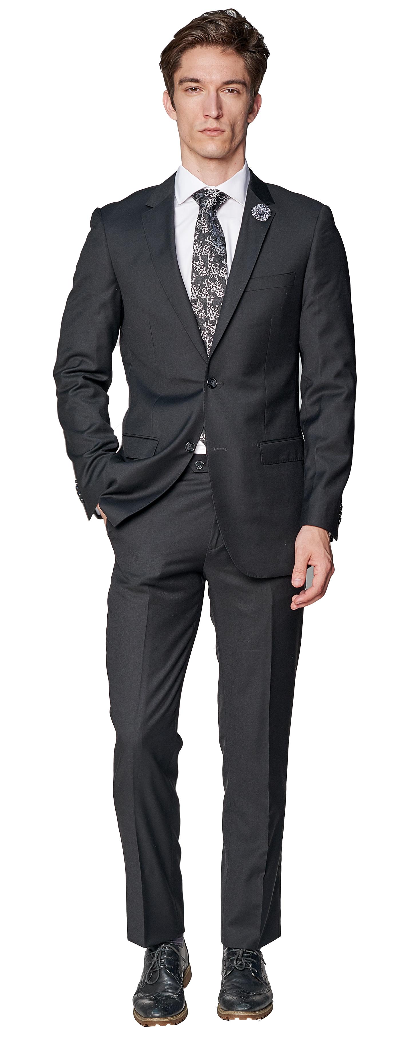 Giovanni Bresciani Black SuitGB-Black$850.00 US.png
