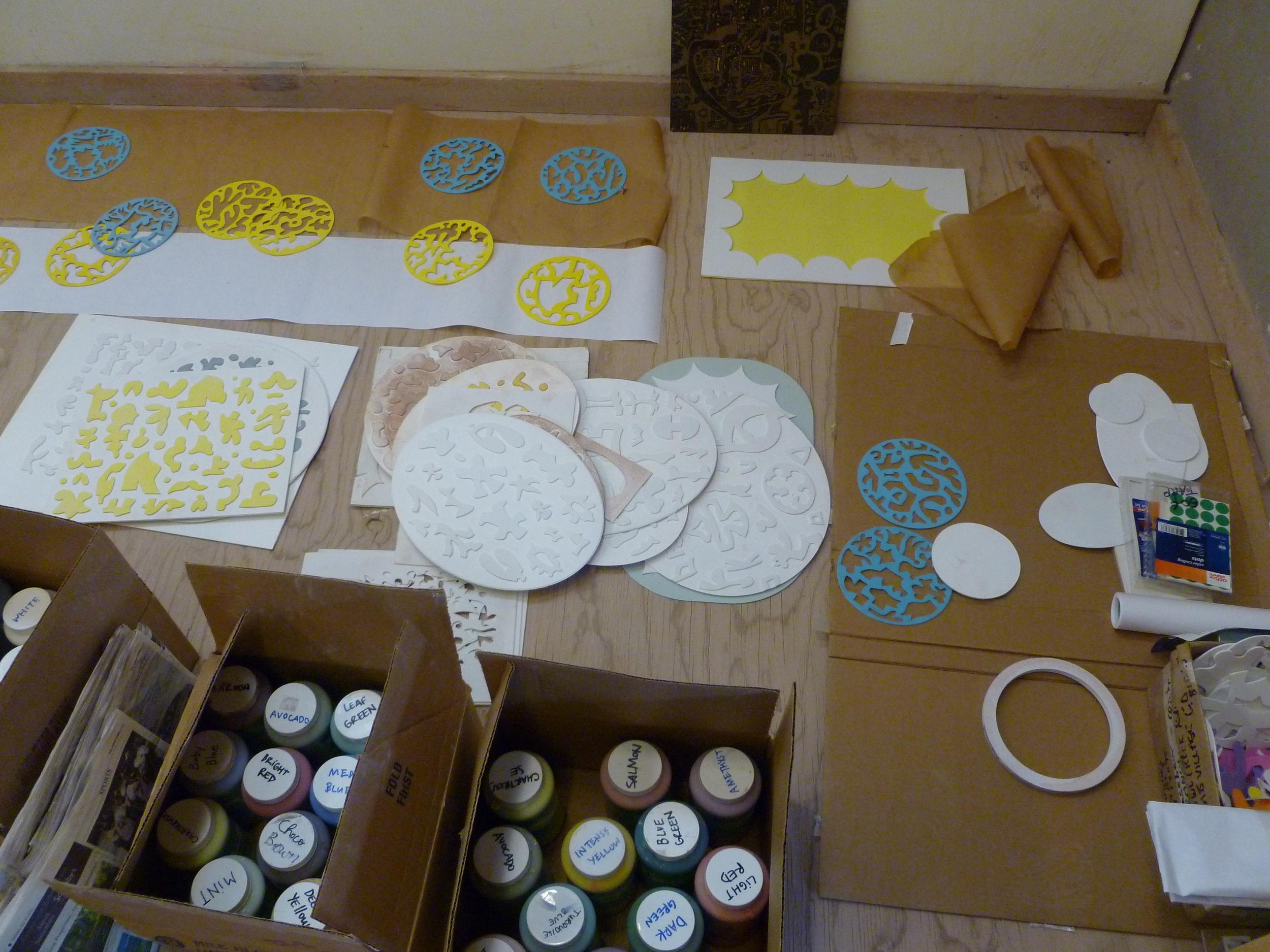 9 stencils for ceramics.JPG
