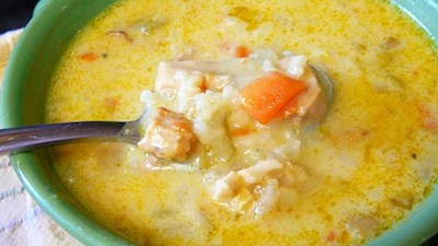 Sandy's Soup Recipe